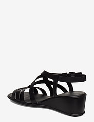 ECCO - SHAPE 35 WEDGE SANDAL - flat sandals - black - 2