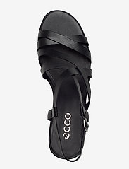 ECCO - SHAPE 35 WEDGE SANDAL - flat sandals - black - 3