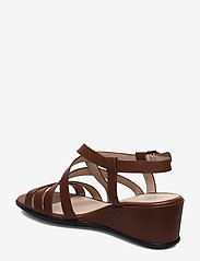 ECCO - SHAPE 35 WEDGE SANDAL - flat sandals - cinnamon - 2