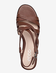 ECCO - SHAPE 35 WEDGE SANDAL - flat sandals - cinnamon - 3