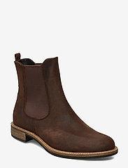 ECCO - SARTORELLE 25 - chelsea boots - coffee - 0