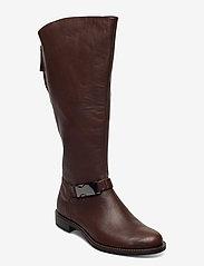 ECCO - SARTORELLE 25 - lange laarzen - cocoa brown - 0