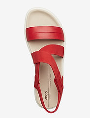 ECCO - FLOWT W - flat sandals - chili red/chili red - 3