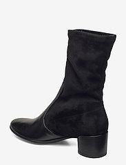 ECCO - SHAPE 35 MOD BLOCK - lange laarzen - black/black - 2