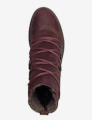 ECCO - BELLA - flat ankle boots - chocolat - 3