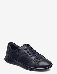 ECCO - FLEXURE RUNNER W - lage sneakers - marine/marine - 0
