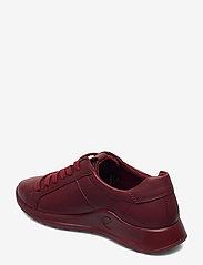 ECCO - FLEXURE RUNNER W - lage sneakers - syrah/syrah - 2
