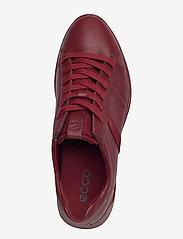 ECCO - FLEXURE RUNNER W - lage sneakers - syrah/syrah - 3