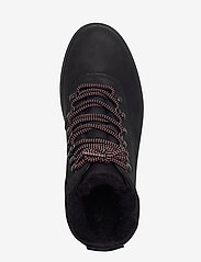 ECCO - SOFT 7 WEDGE TRED - flade ankelstøvler - black/black - 3