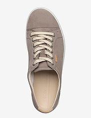 ECCO - SOFT 7 W - låga sneakers - warm grey - 3