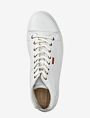 ECCO - SOFT 7 W - high top sneakers - white - 2