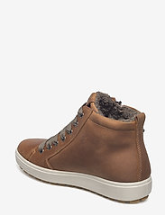 ECCO - SOFT 7 TRED W - flat ankle boots - cashmere - 2