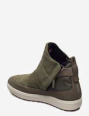 ECCO - SOFT 7 TRED W - hoge sneakers - grape leaf - 2