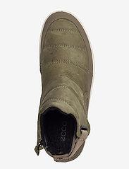 ECCO - SOFT 7 TRED W - hoge sneakers - grape leaf - 3
