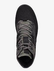 ECCO - SOFT 7 TRED M - laced boots - black/titanium - 3