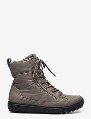 ECCO - SOFT 7 TRED W - flade ankelstøvler - dark clay/warm grey/warm grey - 1