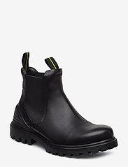 ECCO - TREDTRAY W - chelsea boots - black - 0