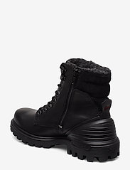 ECCO - TREDTRAY W - flade ankelstøvler - black/black - 2