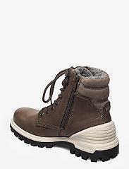 ECCO - TREDTRAY W - flade ankelstøvler - warm grey/warm grey - 2