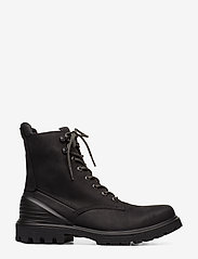 ECCO - TREDTRAY M - laced boots - black - 1