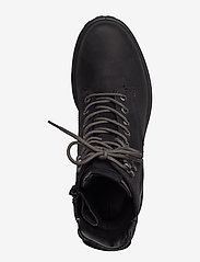ECCO - TREDTRAY M - laced boots - black - 3