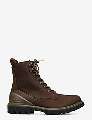 ECCO - TREDTRAY M - laced boots - coffee - 1