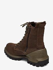 ECCO - TREDTRAY M - laced boots - coffee - 2