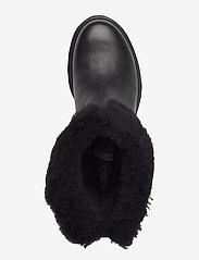 ECCO - TREDTRAY W - flat ankle boots - black/black - 3