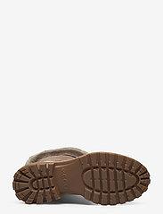 ECCO - TREDTRAY W - flat ankle boots - dark clay/moon rock - 4