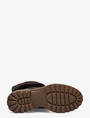 ECCO - TREDTRAY W - flat ankle boots - mocha/coffee - 4