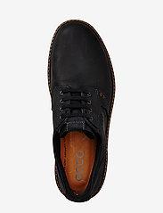 ECCO - TURN - Šņorējamas kurpes - black/black - 2