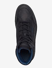 ECCO - ENNIO - höga sneakers - black/black - 3