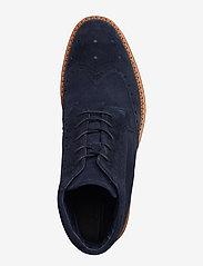 ECCO - VITRUS I - laced boots - navy - 3