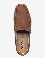 ECCO - RECIPRICO - loafers - mahogany - 3