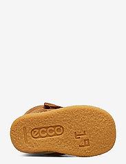 ECCO - CREPETRAY MINI - lauflernschuhe - amber/amber - 4