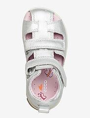 ECCO - MINI STRIDE SANDAL - sandals - silver metallic - 3