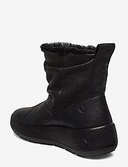 ECCO - UKIUK 2.0 - flat ankle boots - black - 2