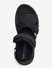 ECCO - EXOWRAP M - sandaalit - black/black - 3