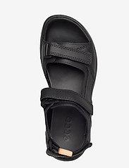ECCO - OFFROAD - flat sandals - black/powder - 3