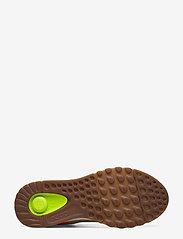 ECCO - ST.1 W - sneakers med lav ankel - vanilla/coral neon/vanilla/beige - 4