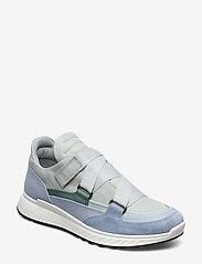 ECCO - ST.1 W - slip-on sneakers - dusty blue/dusty blue/concrete/lake - 0