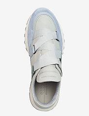 ECCO - ST.1 W - slip-on sneakers - dusty blue/dusty blue/concrete/lake - 3