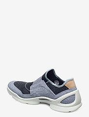 ECCO - BIOM STREET W - lage sneakers - dusty blue/marine - 2