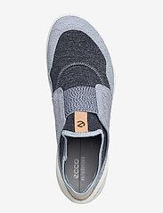 ECCO - BIOM STREET W - lage sneakers - dusty blue/marine - 3