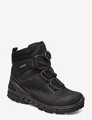 ECCO - BIOM VENTURE TR M - vinter boots - black/black - 0