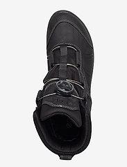 ECCO - BIOM VENTURE TR M - vinter boots - black/black - 3