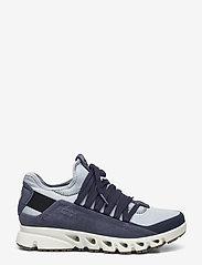 ECCO - MULTI-VENT W - lage sneakers - marine/dusty blue - 1