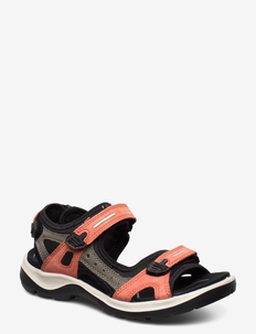 OFFROAD - flate sandaler - apricot/dark clay