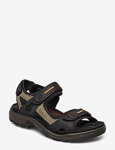 OFFROAD - sandalen - black/mole/black