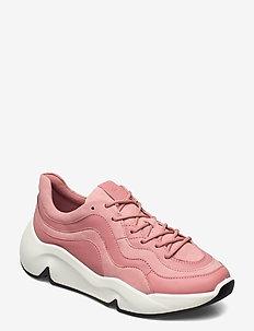 CHUNKY SNEAKER W - lage sneakers - damask rose/damask rose